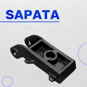 SAPATA/ASSENTOS/CALÇOS